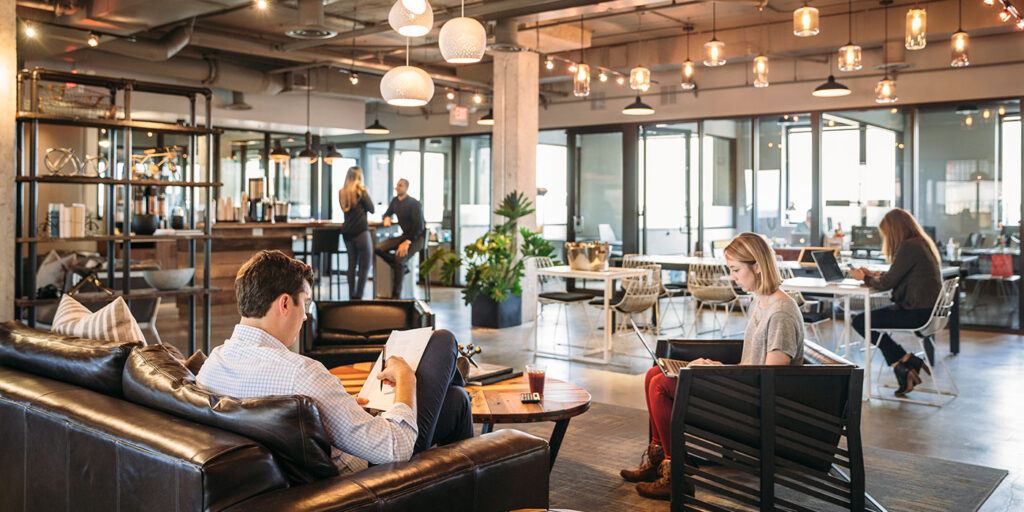 Coworking Space – The Best And Right Office For Independent Professionals