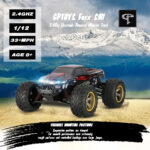 Rc Monster Truck- Your Kid Will Just Going To Love This